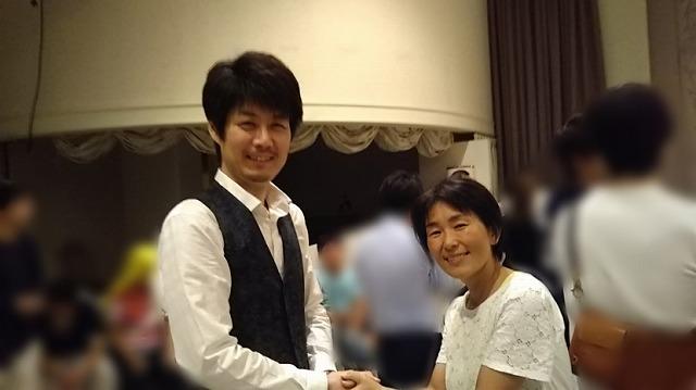 豊田先生と橘